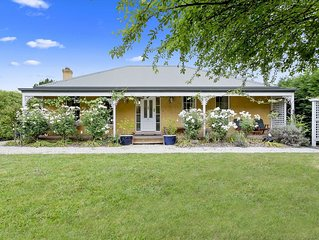 Cute cottage located in the historical town of Berrima
