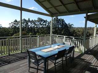 Upson Downs -your ideal escape to the country and close to beaches.