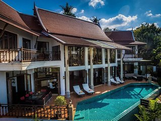 Baan Paradise, 5 Bedroom in Patong - Villa 428