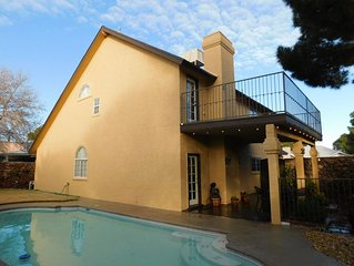 Swimming Pool 4 Bedroom:East side, Near Airport/Fort-Bliss and Shopping Centers