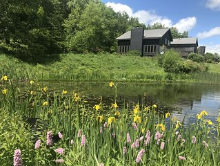 A Private Nature Retreat at Craig Hill Farm