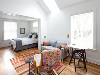 Charming Belmont Guest Cottage located in Belmont neighborhood
