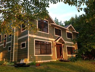WEST HAGERMAN LAKE HOUSE (Iron River, MI): Open year-round!