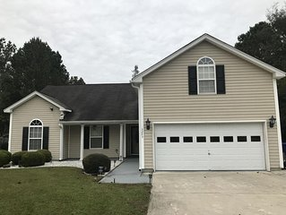 Single Family home on 1/acre