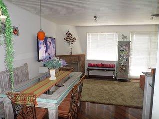 Apartamento Duplex em condomínio com 2 suites e a melhor vista de Campos