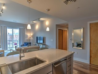 New Luxury Condominium in Downtown Asheville Condotel~45 Asheland Ave.Unit #302