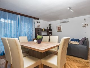 Penthouse Strikoman - the heart of Vodice