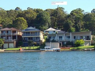 Fishing Point Lake House