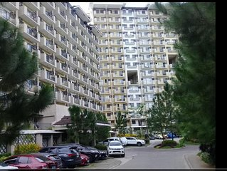 2BR Camella North Point cable&wifi free