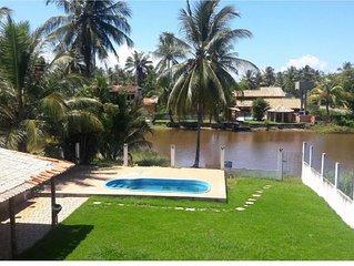 BLACK FRIDAY FEVEREIRO. Linda casa duplex, Ilheus-Bahia, Olivenca, Cond.