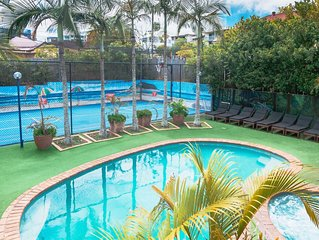 Brisbane Backpackers Resort - Group of 16