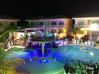 Green Paradise Residence: Apartamentos mobiliados em Canoa Quebrada.