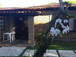 Casa de praia no Arraial d'Ajuda para sua família está no Condomínio Golfinho