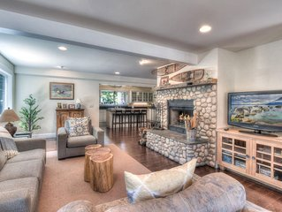 Tahoe HOA Home w/ private pier and beach access