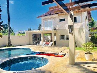 Casa Deliciosa e Acolhedora p/ Familia em Riviera