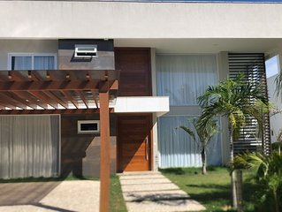 Casa de praia, no Condominio Em  Guarajuba