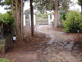 Villa Cinzia, Garden and privacy included! - close to sea and ETNA mountain