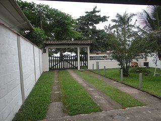 Casa de Frente P/praia de JABAQUARA.BEM Localizada - 1 suite
