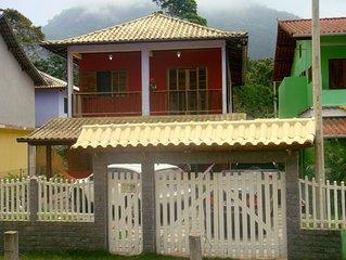 Excelente casa na melhor praia da costa verde C/ PACOTES ESPECIAIS FERIADOS!!