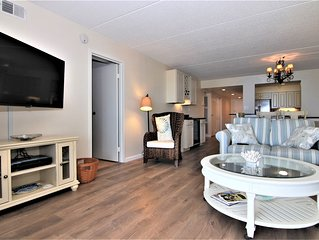 Renovated Condo Uptown OCEANFRONT building!