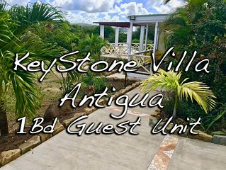 KyeStone Villa (1bd unit), English Harbour Antigua