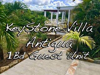 KyeStone Villa (1bd unit), English Harbour Antigua