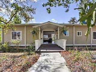 Escondido Home on 6-Acre Vineyard Estate w/ Views!