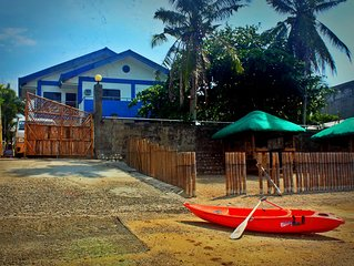 BON BON BEACH HOUSE PRIVATE BEACH HOUSE IN LILOAN CEBU,PHILIPPINES