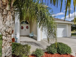 �� Vacation Paradise! Heated Pool, Pet Friendly and Fenced Area, Near Beaches!