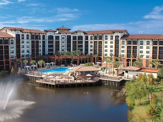 Sheraton Vistana Villages 1BR with 1BA, 2BR with 2 BA, 3BR with 3BA Lockoff