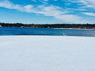 NEW! 5BR  Log House w/Hot Tub near JFBB Ski Area... your fav Pocono Location