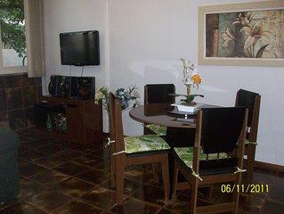 Apartamento aconchegante em rua nobre do Leblon.