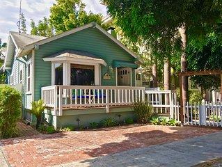 5-STAR* Beach Bunny Cottage Vacation Rental in Santa Barbara 2-Blocks to Beach!