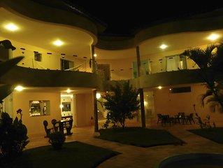Casa no Caribe Brasileiro - 15 passos da praia de Barra Grande