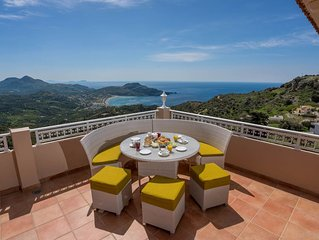 Sellia Resort Excl1 (NEW) - Incredible Sea View