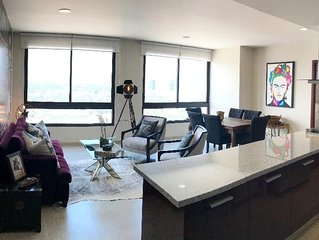 New and Modern 3 Bedroom Apartment