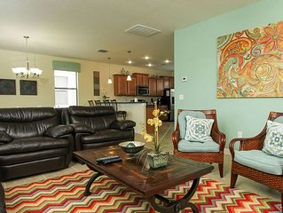 Disney On Budget - Champions Gate Resort - Feature Packed Relaxing 5 Beds 4 Bath