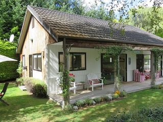 Delightful rural cottage with amazing mountain and rural views