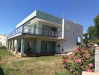 Wow.  **** , Bigger! Better! Beautiful! 200 m2!! 200 m2 Terrace! Brand new!
