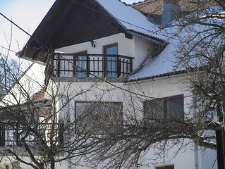 Waltraud House walking distance of Bran Castle is 2,2km and 1km to ski slope
