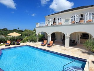 Mahogany Drive 7, a fabulous six bedroom villa located in Royal Westmoreland