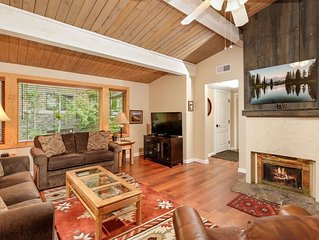 100 Yards to Snowmass Skiing, Shops & Restaurants. Outdoor Heated Pool/Hot Tub.