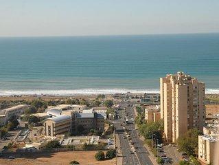 Beautiful vacation apt Haifa12
