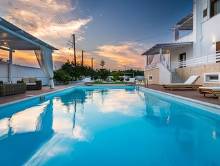 Cycladic Family House