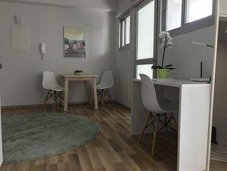 Bright studio flat in downtown Limassol!