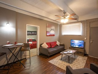 ~Red Raider Rental | Walk too Tech | 1BR ~