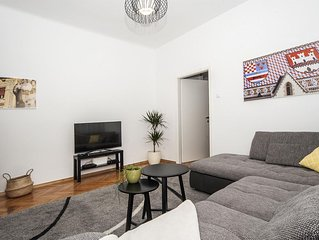 Dplace apartment, Zagreb center