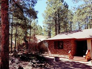 Pinetop Cabin - quiet retreat
