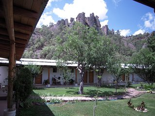 Cusarare River Sierra Hiking Lodge