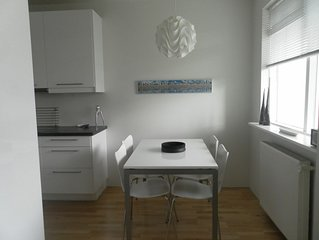 Beautiful and charming apartment near the center of Reykjavík